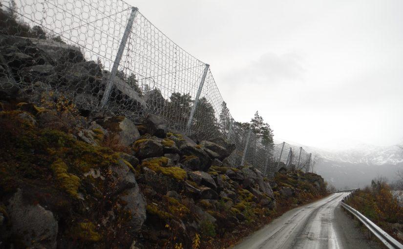 ISOSTOP 5000 Ev rasgjerde, Straumen i Nordland