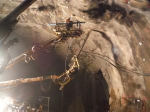 Ischebeck TITAN Tunnelsikring
